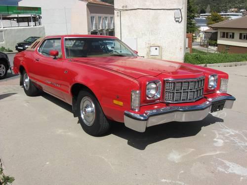 1976 Gran Torino Elite For Sale (picture 1 of 4)