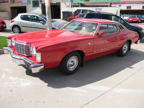 1976 Gran Torino Elite For Sale (picture 2 of 4)