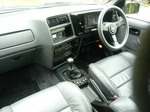 1989 Ford Sierra Sapphire 2000E DOHC. SOLD (picture 2 of 6)