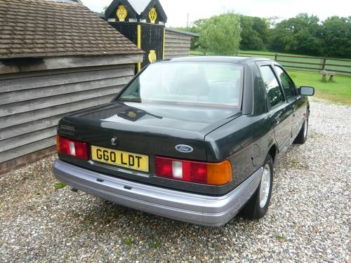 1989 Ford Sierra Sapphire 2000E DOHC. SOLD (picture 4 of 6)