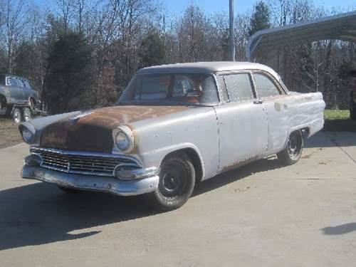 1956 Ford Customline 2DR Sedan For Sale (picture 1 of 6)