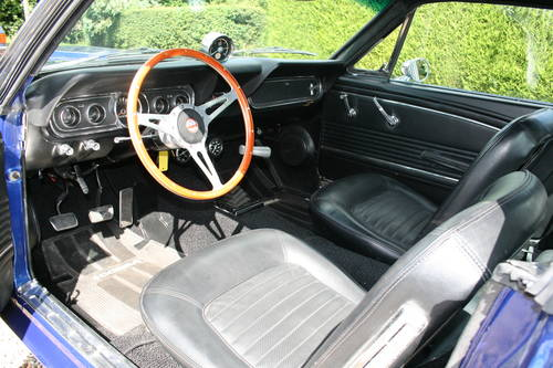 1966 Classic Ford Mustang Fastback  Wanted (picture 4 of 6)