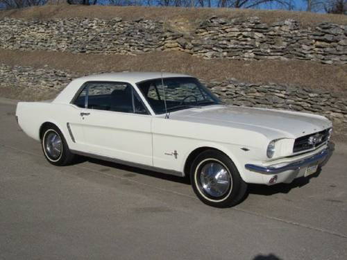 1964 Ford Mustang Coupe For Sale (picture 2 of 6)