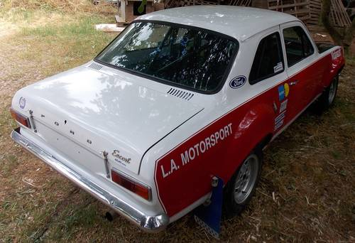 1969 Ford Escort mk1 RS 2000 conversion, race-ready. For Sale (picture 2 of 6)