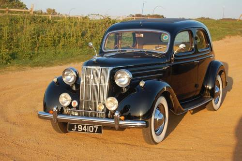 1950 Ford V8 Pilot with recent engine and gearbox rebuild. For Sale (picture 1 of 6)