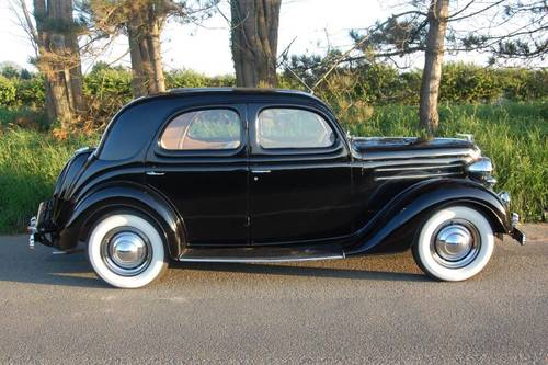 1950 Ford V8 Pilot with recent engine and gearbox rebuild