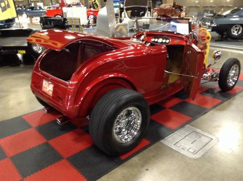 1932 Ford Hi-Boy Convertible For Sale (picture 2 of 6)