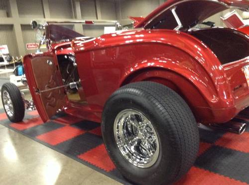 1932 Ford Hi-Boy Convertible For Sale (picture 3 of 6)