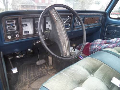 1979 Ford F150 Lariat Pickup For Sale (picture 5 of 6)