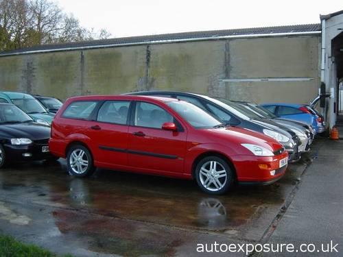 2001 focus 2.0 ESP estate For Sale (picture 1 of 6)