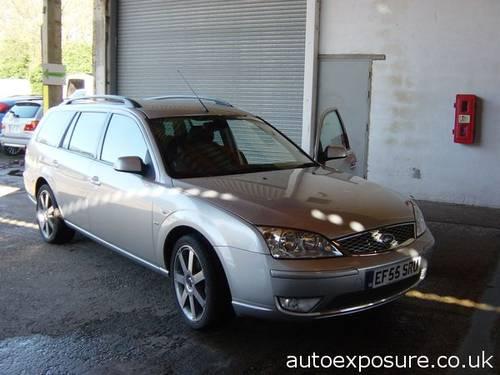 2005 mondeo 3.0 titanium x estate. For Sale (picture 1 of 6)