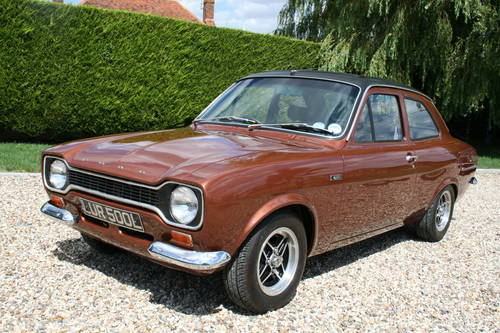 1973 Ford RS AVO Escort Mexico MK1 in Stunning Order throughout For Sale (picture 1 of 6)