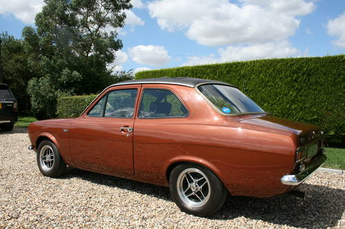 1973 Ford RS AVO Escort Mexico MK1 in Stunning Order throughout For Sale (picture 6 of 6)