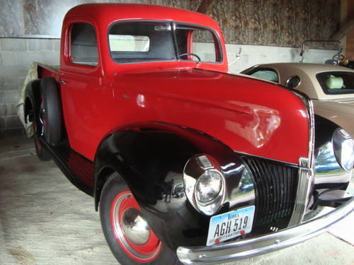 1940 Ford Pickup For Sale (picture 1 of 6)
