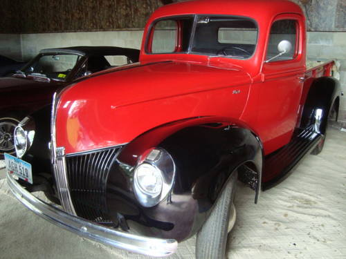 1940 Ford Pickup For Sale (picture 2 of 6)