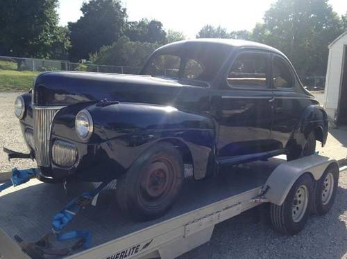 1941 Ford Super Deluxe 5-W Coupe For Sale (picture 2 of 6)
