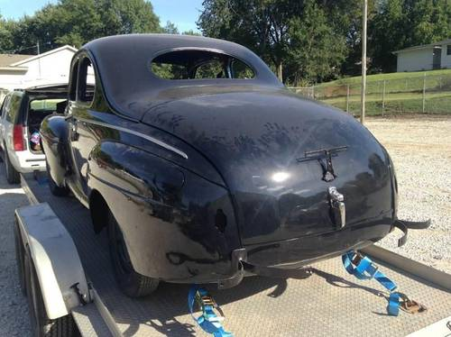1941 Ford Super Deluxe 5-W Coupe For Sale (picture 3 of 6)
