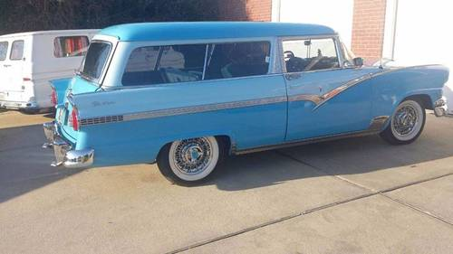 1956 Ford Fairlane Parklane 2DR Station Wagon For Sale (picture 1 of 6)