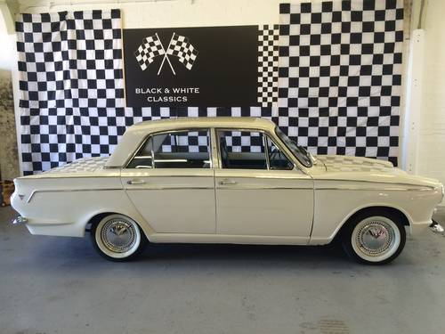 1964 Ford Consul Cortina Super MK I 1500cc Automatic. SOLD (picture 1 of 6)
