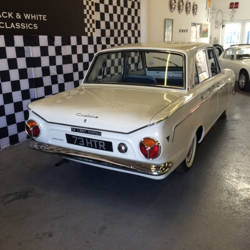 1964 Ford Consul Cortina Super MK I 1500cc Automatic. SOLD (picture 3 of 6)