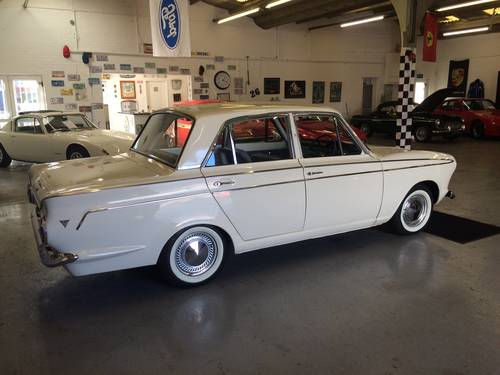 1964 Ford Consul Cortina Super MK I 1500cc Automatic. SOLD (picture 6 of 6)