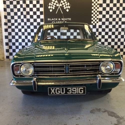 1969 Ford Cortina MK II GT Twin CAM SOLD (picture 1 of 6)