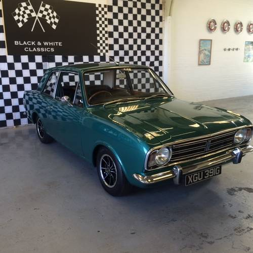 1969 Ford Cortina MK II GT Twin CAM SOLD (picture 2 of 6)