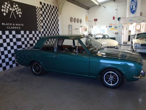 1969 Ford Cortina MK II GT Twin CAM SOLD (picture 3 of 6)