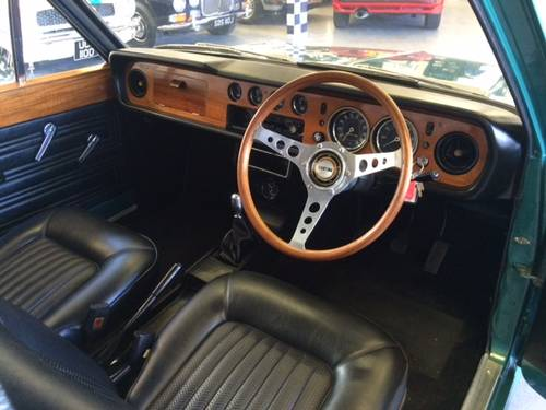 1969 Ford Cortina MK II GT Twin CAM SOLD (picture 4 of 6)