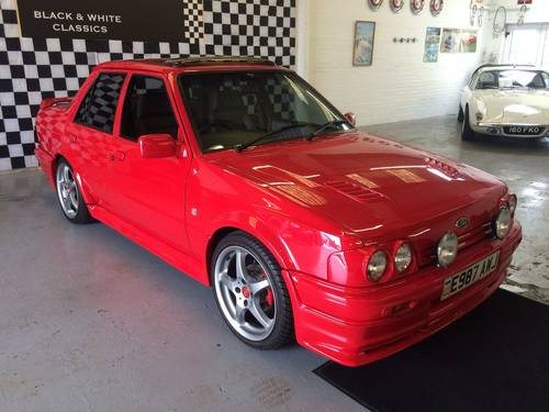 Ford Orion Ghia 1600 cc 1988 For Sale (picture 2 of 6)