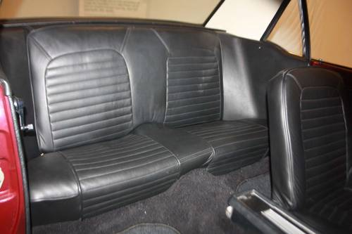 1965 Ford Mustang V8 manual transmission - just restored For Sale (picture 5 of 6)