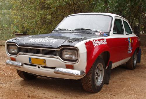 1969 Ford Escort mk1 RS 2000 conversion, race-ready. For Sale (picture 1 of 6)