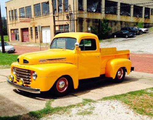 1948 Ford F1 Pickup For Sale (picture 1 of 5)