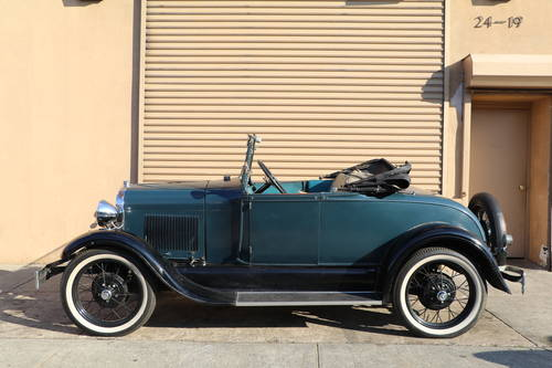 1928 Ford Model A Roadster For Sale (picture 3 of 5)