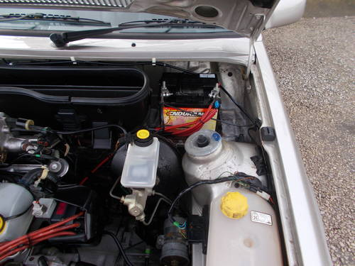 1990 Ford escort xr3i cabriolet 1 owner,low miles For Sale (picture 1 of 5)