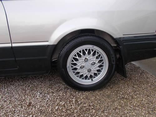 1990 Ford escort xr3i cabriolet 1 owner,low miles For Sale (picture 4 of 5)