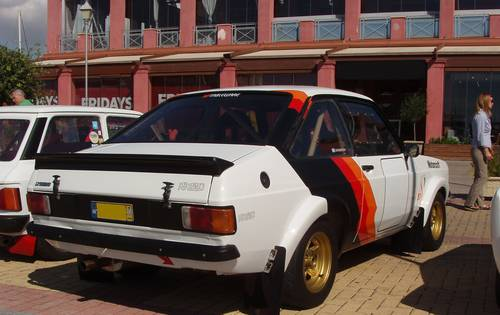 1975 Ford Escort Mk2 RS2000 Conversion For Sale (picture 2 of 6)