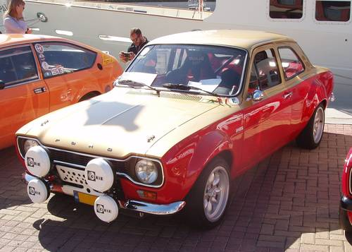 1969 Ford Escort MkI BDA Alan Mann show condition For Sale (picture 1 of 6)