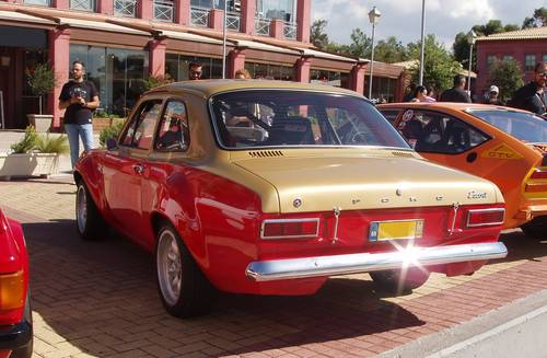 1969 Ford Escort MkI BDA Alan Mann show condition For Sale (picture 3 of 6)