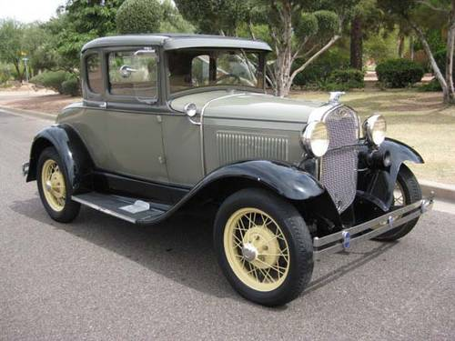 1928 Model A Ford  Wanted (picture 1 of 1)