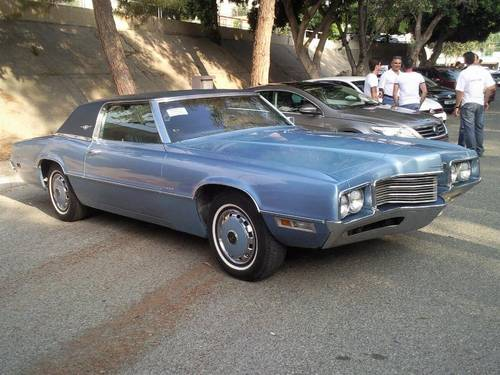 1971 Ford Thunderbird Landau Coupe V8 For Sale (picture 2 of 6)