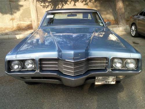 1971 Ford Thunderbird Landau Coupe V8 For Sale (picture 3 of 6)