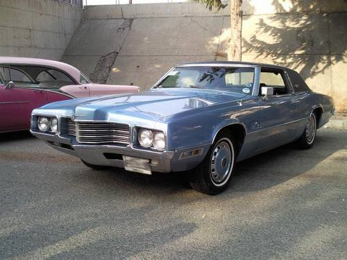 1971 Ford Thunderbird Landau Coupe V8 For Sale (picture 4 of 6)