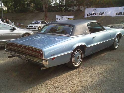 1971 Ford Thunderbird Landau Coupe V8 For Sale (picture 5 of 6)