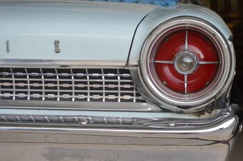 Ford Galaxie 500(5.8Lt) 1963 RHD 3 Speed Automatic For Sale (picture 3 of 4)