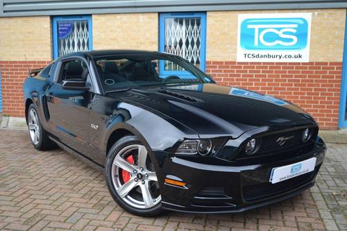 2014 FORD Mustang GT V8 Premium Fastback 6-Speed For Sale (picture 1 of 6)
