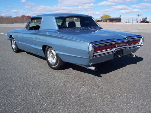 1966 Ford Thunderbird Custom 6.7L V8 Muscle RESTOMOD For Sale (picture 2 of 6)