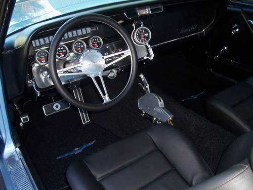 1966 Ford Thunderbird Custom 6.7L V8 Muscle RESTOMOD For Sale (picture 6 of 6)