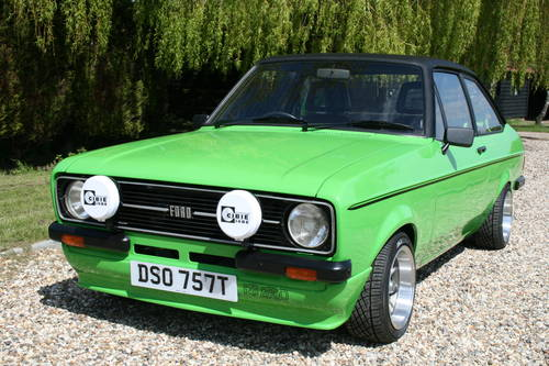 1979 MK1 & MK2 Ford Escort RS 2000,Mexico,GT,AVO ,BDA Wanted (picture 1 of 6)