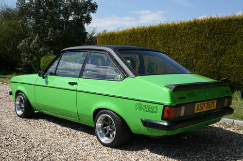 1979 MK1 & MK2 Ford Escort RS 2000,Mexico,GT,AVO ,BDA Wanted (picture 5 of 6)